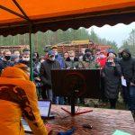 На Узденщине провели семинар по внедрению информационной системы по учету древесины