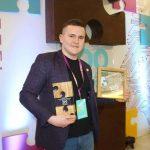 Артем Новиков из Узды в числе победителей финала проекта «100 идей для Беларуси»
