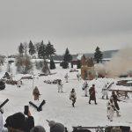 На «Линии Сталина» прошло мероприятие, посвященное Дню защитников Отечества