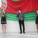 Работники культуры поздравили с Днем защитников Отечества  мужчин района