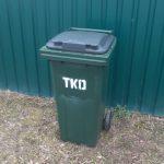 Что говорят в ЖКХ о своевременном вывозе  мусора из контейнеров