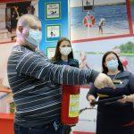 Спасатели провели интерактивный диалог с подопечными ТЦСОН