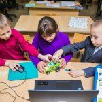 Основы программирования постигают зеньковичские школьники