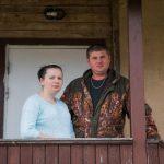 Семейное счастье Виталий и Марина Карпеня строят на узденской земле
