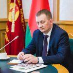 Александр Турчин поздравляет жителей Минщины с с 76-й годовщиной  Великой Победы